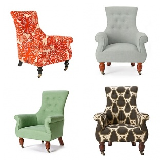 Astrid chair from anthropologie