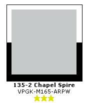 Chapel spire