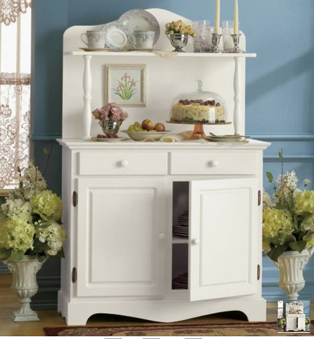 Natucket Buffet And Hutch